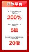 助推合作伙伴高速成长,京东618零点开放平台家